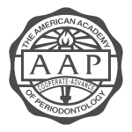 American Academy of Periodontology seal